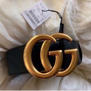 "1.5"" Gucci GG Belt 85/34"
